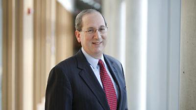 Click photo to download. Caption: Brandeis University President Frederick Lawrence. Credit: Brandeis University.