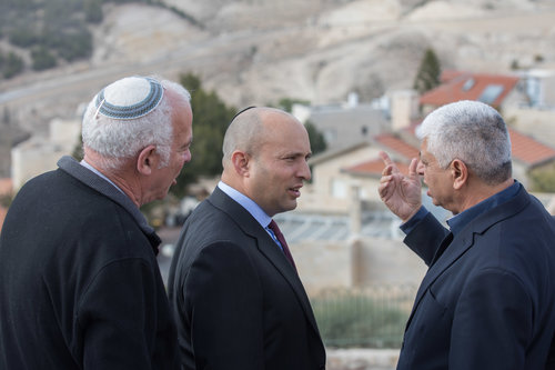 Can Israel move toward the 'one-state solution' in the ...
