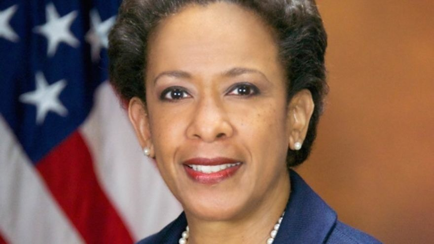 Click photo to download. Caption: U.S. Attorney General Loretta Lynch. Credit: U.S. Department of Justice.