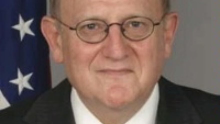 U.S. Special Envoy to Monitor and Combat Anti-Semitism Ira Forman. Credit: U.S. State Department.