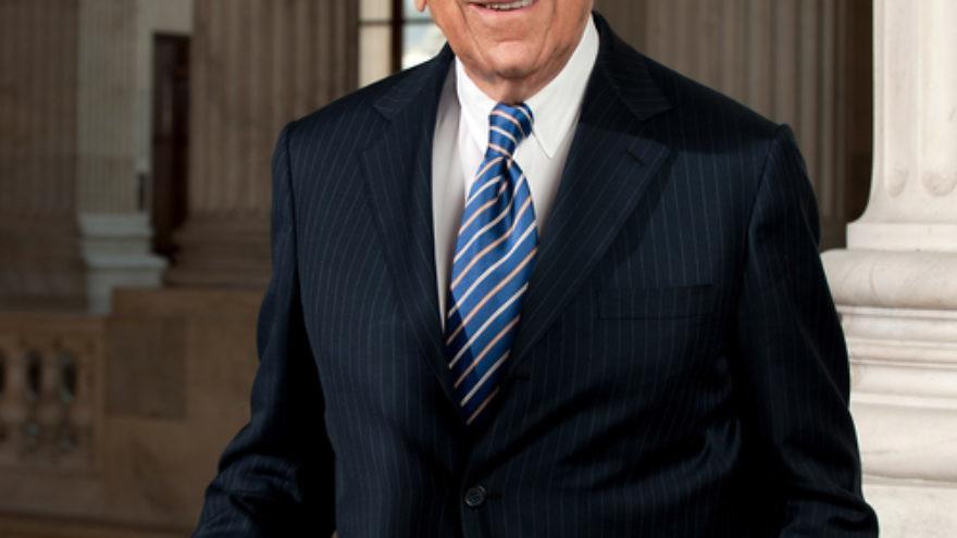 Click photo to download. Caption: The late Senator Frank Lautenberg. Credit: United States Senate.