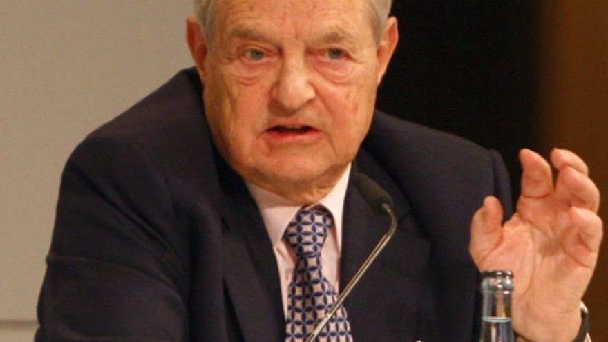 George Soros at the 47th Munich Security Conference in 2011. Credit: Harald Dettenborn via Wikimedia Commons.