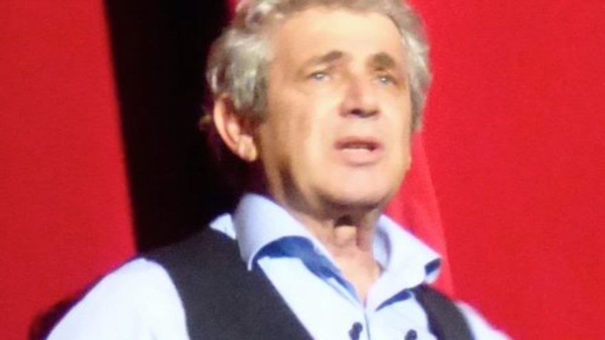 The international culture festival in Carthage, Tunisia, opened July 13 under the shadow of a call to boycott French-Jewish actor Michel Boujenah (pictured). Credit: Erio Tac via Wikimedia Commons.