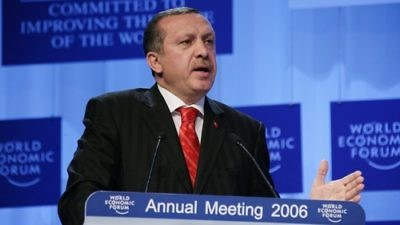 Turkish Prime Minister Recep Tayyip Erdoğan. Credit: World Economic Forum.