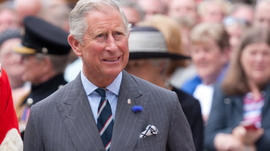 Prince Charles. Credit: Dan Marsh via Wikimedia Commons.