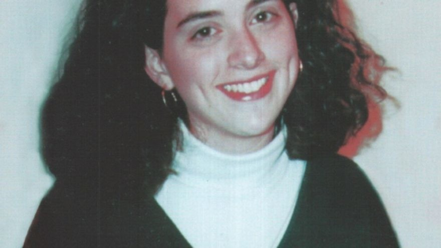 Pictured is columnist Stephen M. Flatow's daughter Alisa Flatow, who was murdered by the Palestinian terrorist group Islamic Jihad in 1995. Credit: Courtesy of Stephen M. Flatow.