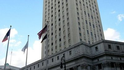 The Thurgood Marshall U.S. Courthouse in New York City, home to the U.S. Court of Appeals for the Second Circuit. Credit: Wikimedia Commons