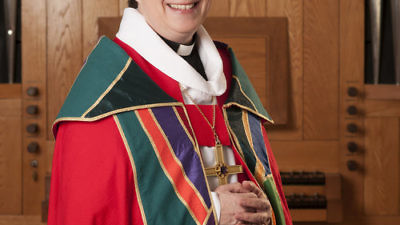ELCA Presiding Bishop the Rev. Elizabeth A. Eaton. Credit: ELCA.