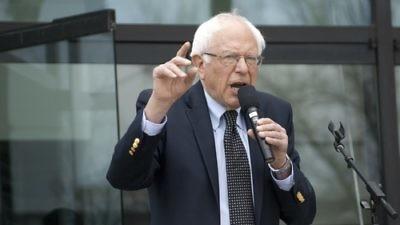 Democratic presidential candidate Sen. Bernie Sanders speaks at a rally in Raleigh, N.C., on March 11, 2016. Credit Scott Pelkey ne014x/Flickr.