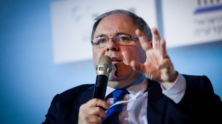 Click photo to download. Caption: Dani Dayan, Israel's ambassador-designate to Brazil. Credit: Amir Levy/Flash90.