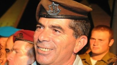"""Lt. Gen. (res.) Gabi Ashkenazi, the IDF Chief of Staff who according to """"The New Yorker"""" recommended making a strike on a Syrian nuclear reactor in 2007, says he heard about his involvement through the media. Credit: IDF."""