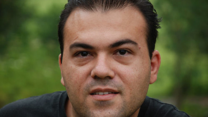 Click photo to download. Caption: Pastor Saeed Abedini. Credit: American Center for Law and Justice.