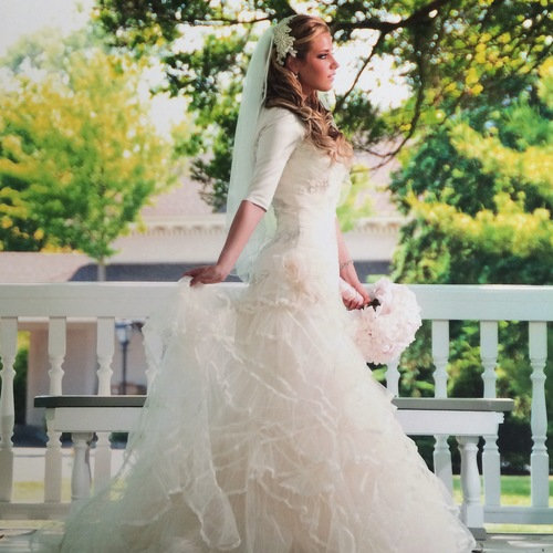 Wedding gown styles for the Jewish bride in 2015   JNS.org