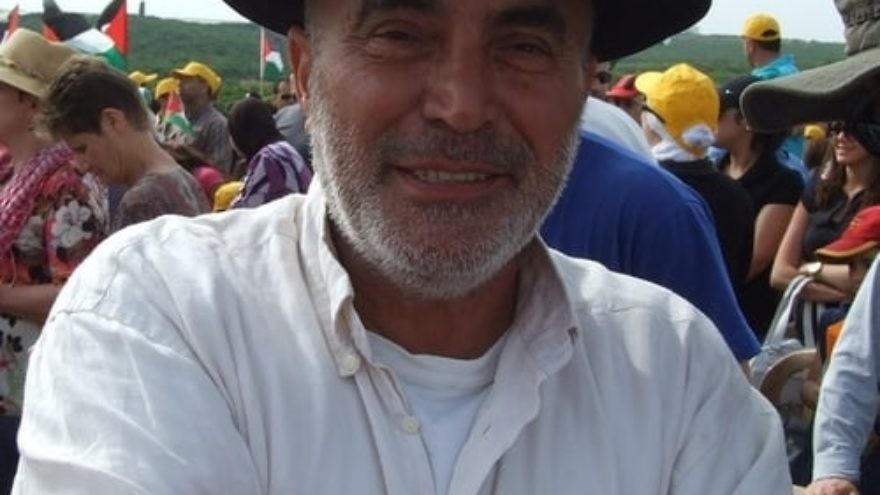 "Click photo to download. Caption: Ezra Nawi (pictured) of the pro-Palestinian NGO Ta'ayush was scrutinized in by Israeli Channel 2's investigative television program, ""Uvda."" Credit: Wikimedia Commons."