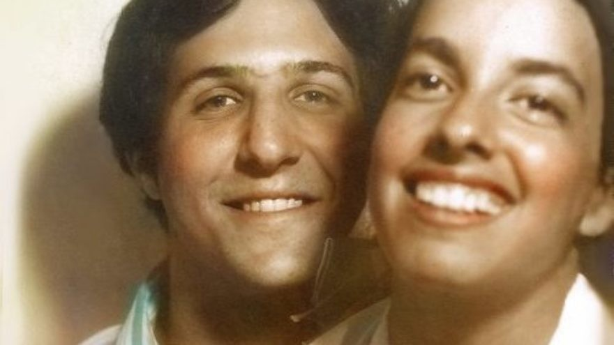 Click photo to download. Caption: Bernie and Sonia Kozlovksy (pictured), who have been married for 39 years, met in 1972 at the NCSY overnight camp in northeastern Maryland. Credit: Courtesy Kozlovksy family.