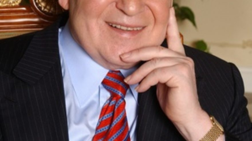 Sheldon G. Adelson. Credit: Courtesy Sheldon G. Adelson.