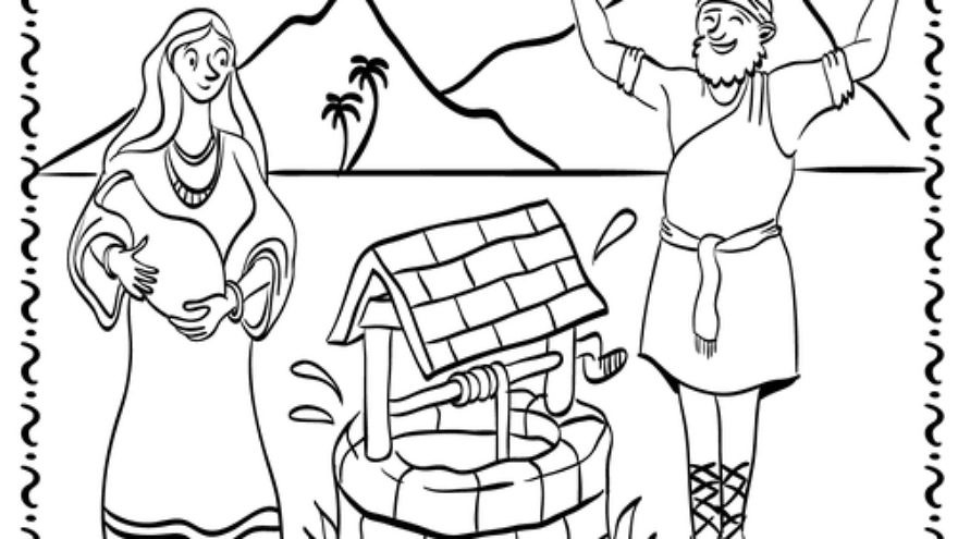 Caption the challah crumbs coloring page for the torah portion