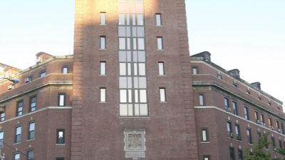 The Conservative movement's Jewish Theological Seminary in New York City. Credit: Jim Henderson via Wikimedia Commons.