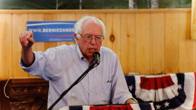 Sen. Bernie Sanders (I-Vt.). Credit: Michael Vadon via Wikimedia Commons.