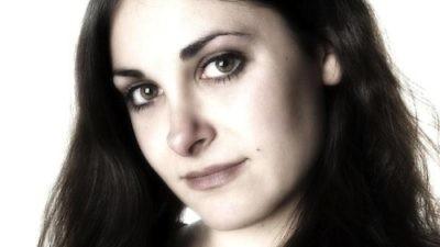 Click photo to download. Caption: JNS singles columnist Sasha Ingber.