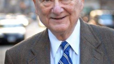 Click photo to download. Caption: Ed Koch
