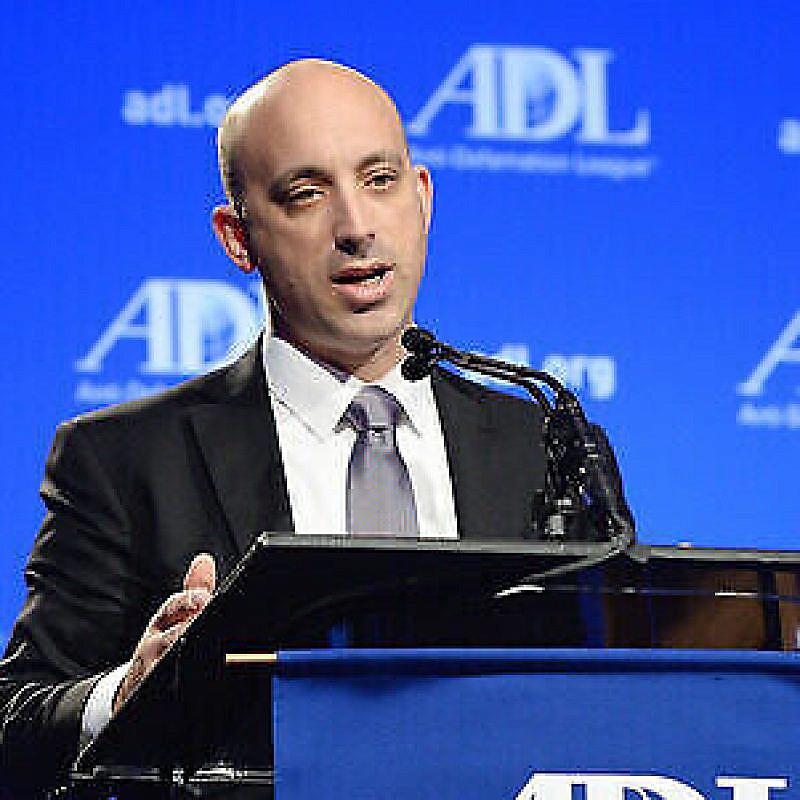 Jason Greenblatt, CEO and national director of the Anti-Defamation League. Credit: ADL.