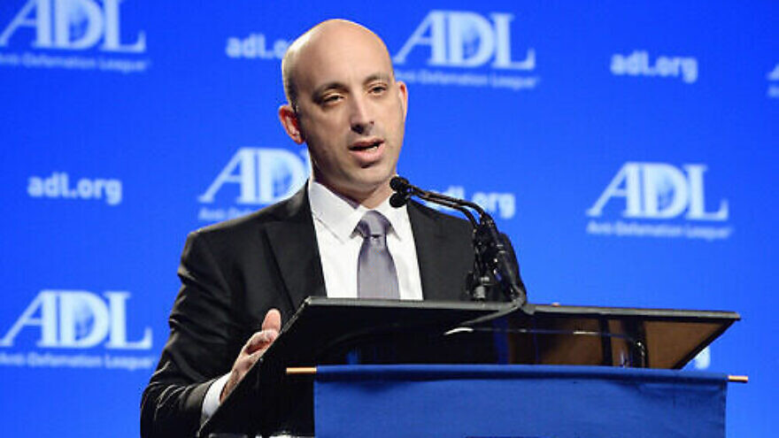 Anti-Defamation League CEO and national director Jonathan Greenblatt. Credit: ADL.