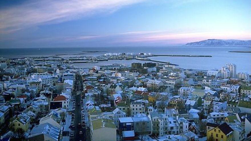 Reykjavik, Iceland. Credit: Andreas Tille via Wikimedia Commons.