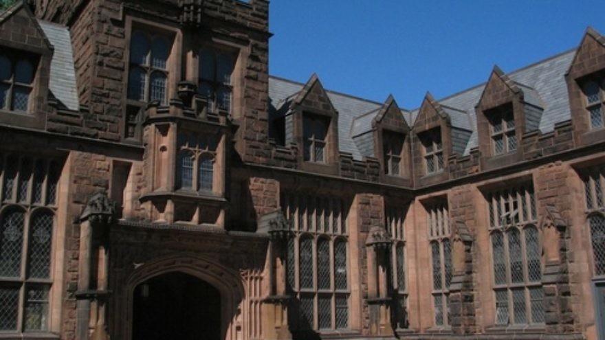 Princeton University in New Jersey.