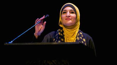 Linda Sarsour Credit: Festival of Faiths via Wikimedia Commons.