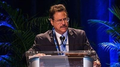 Pastor Mario Bramnick, head of the Latino Coalition for Israel. Credit: Pictigar.com.