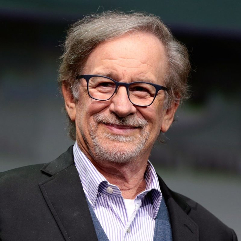 Steven Spielberg. Credit: Gage Skidmore via Wikimedia Commons.
