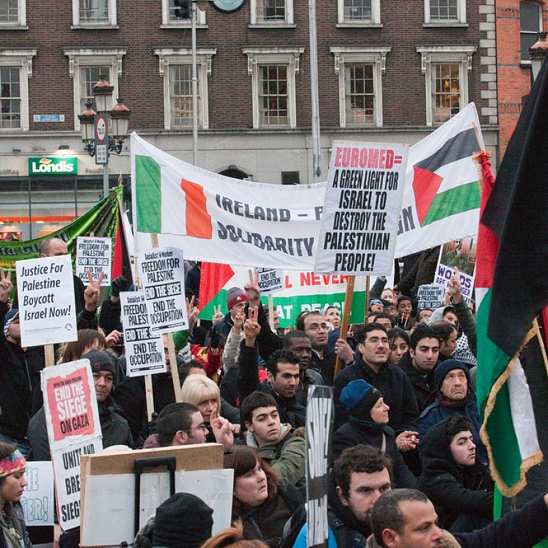 Why is Ireland the most anti-Israel country in Europe? - JNS org