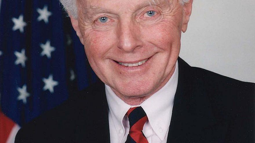 Former U.S. Rep. and Holocaust survivor Tom Lantos. Credit: Wikimedia Commons.