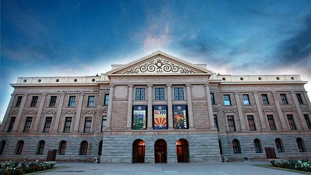 The Arizona Capitol Museum building in Phoenix. Credit: Gage Skidmore via Wikimedia Commons.