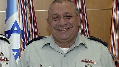 Israel Defense Forces' Chief of Staff Lt.-Gen. Gadi Eizenkot. Credit: Wikimedia Commons.