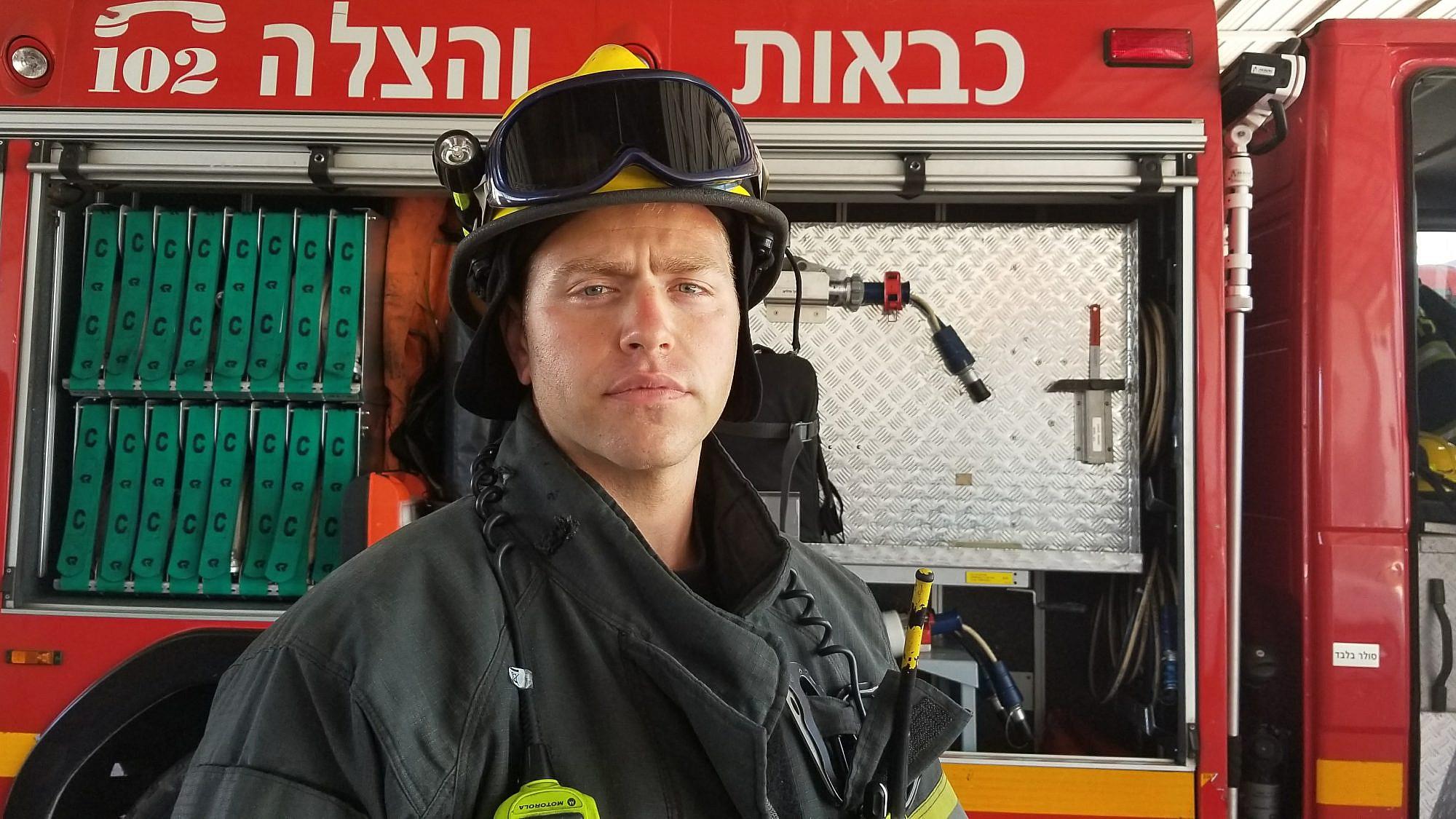 Yaakov Guttman. Credit: Courtesy of Sinai Schools.