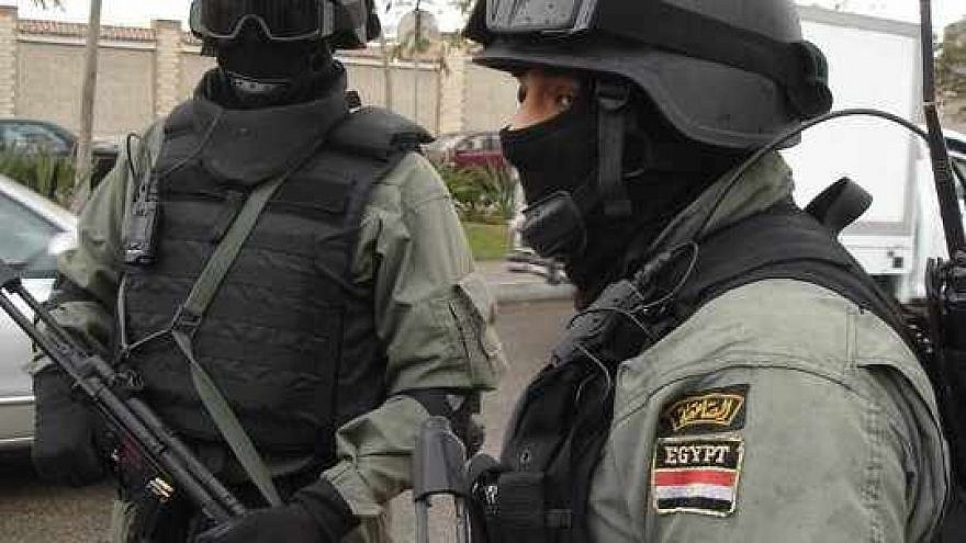 Egyptian military counter-terrorism unit 777. Credit: Wikipedia.
