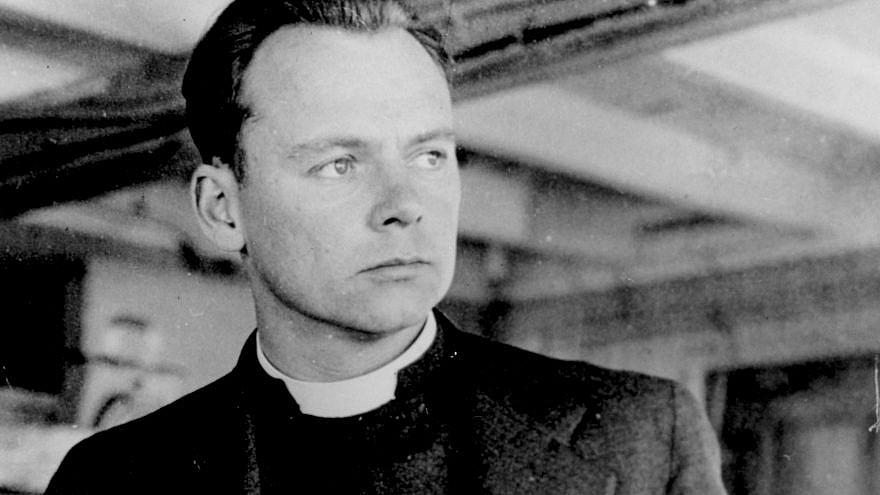 Rev. John Stanley Grauel.