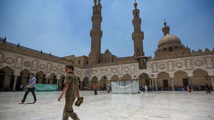 Al-Azhar Institute (image: balkans.aljazeera.ne-MEMRI)