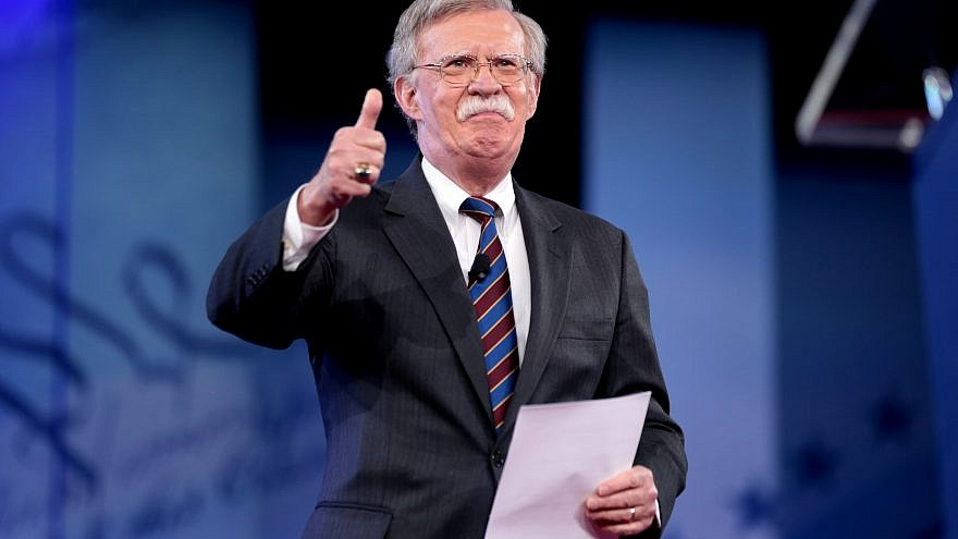 John Bolton, U.S. President Donald Trump's new National Security Advisor. Credit: Wikimedia Commons.