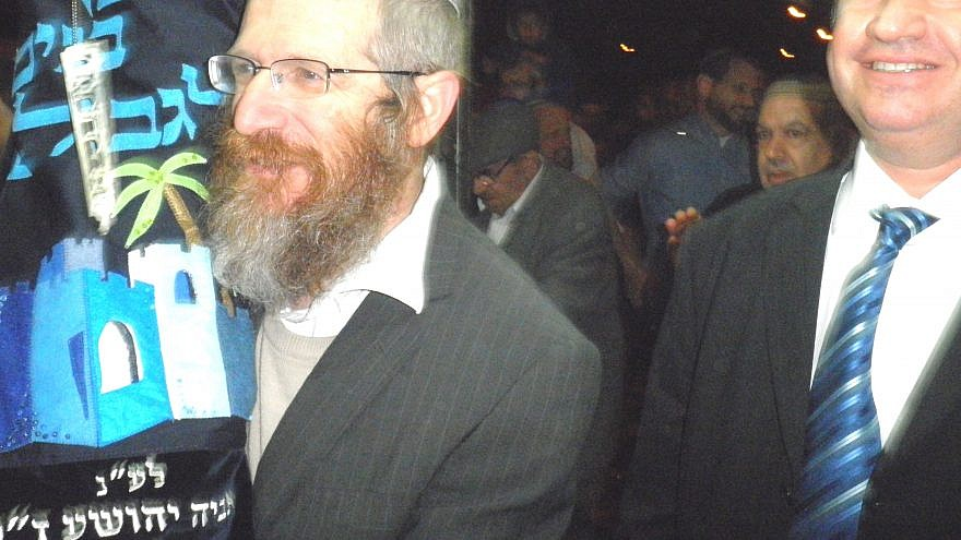 Rabbi Tzvi Kostiner (Wikimedia Commons)