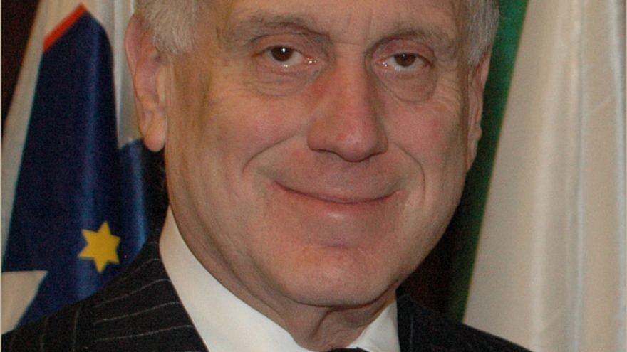 World Jewish Congress President Ronald S. Lauder. Credit: Wikimedia Commons.