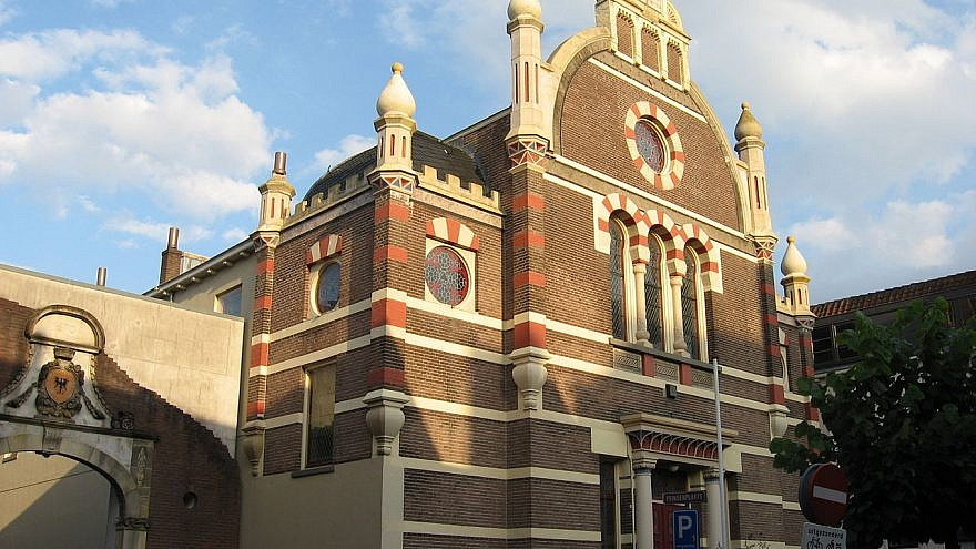 The Great Synagogue of Deventer. (Credit: Wikimedia Commons.)