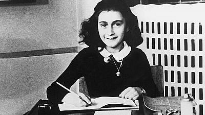 Anne Frank Credit: Collectie Anne Frank Stichting Amsterdam.