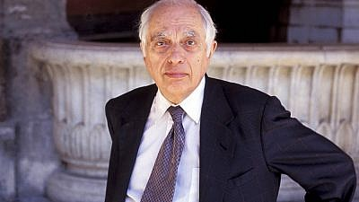 Bernard Lewis. Credit: Agence Opale-Alamy