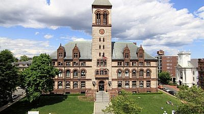 City Hall in Cambridge, Mass. Credit: City of Cambridge.