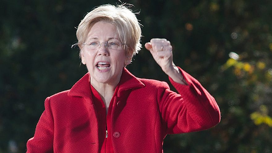 Massachusetts Sen. Elizabeth Warren, October 2016. Credit: Wikimedia Commons/Tim Pierce.