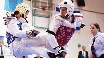 Photo courtesy of the Israel Taekwondo Federation.