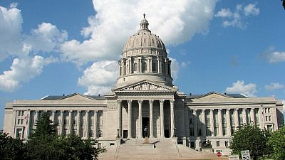 The Missouri Capitol building. Credit: Wikimedia Commons.